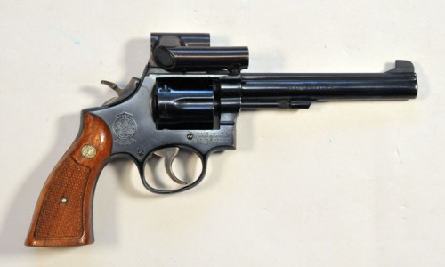 Roger Bain, Inc  | Smith & Wesson safety hammerless- #1786